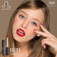 Nee The Lipstick Matte&Fluid n.40 (Ματ+Υγρό Κραγιόν-Red Carpet)