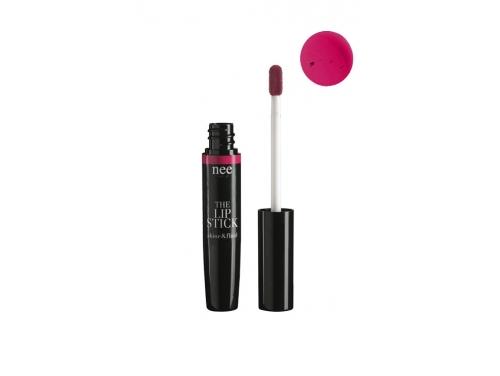 Nee The Lipstick Shine&Fluid n.1 Baccara (Γυαλιστερό και Υγρό Σταθερό Κραγιόν με έντονη κάλυψη)
