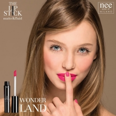 Nee The Lipstick Matte&Fluid n.50 (Ματ+Υγρό Κραγιόν-Wonderland)