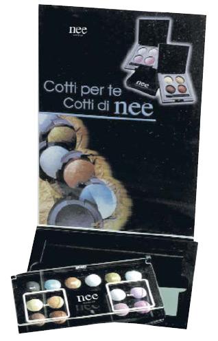 Nee plex expo eyeshadow cotti+tester
