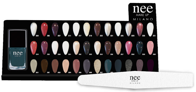 Nee plex expo nail - stand
