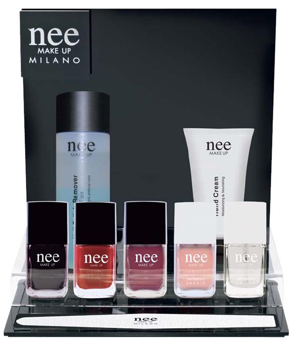 Nee plex expo nail polish + tester