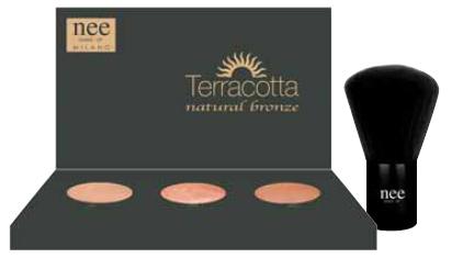 Nee paperboard expo terracotta bronzer + tester