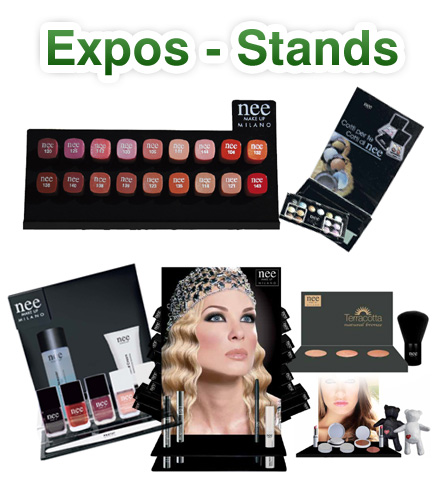 Expos - Stands